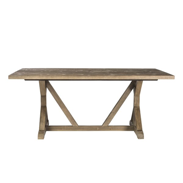 Hofmeister Trestle Dining Table by Laurel Foundry Modern Farmhouse
