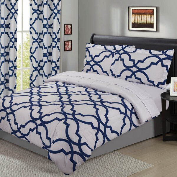 Fontaine 5 Piece Comforter Set