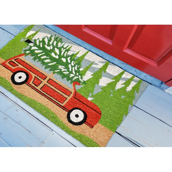 Mira Tree Trip Utility Mat by The Holiday Aisle