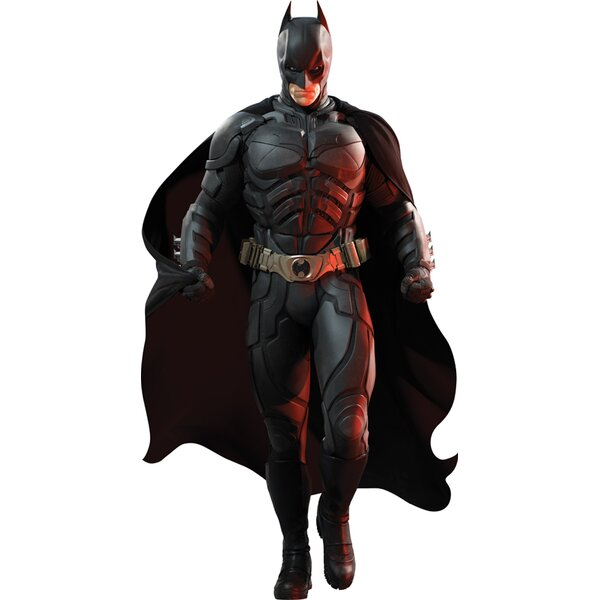 Batman Dark Knight Rises Cardboard Stand-Up by Advanced Graphics