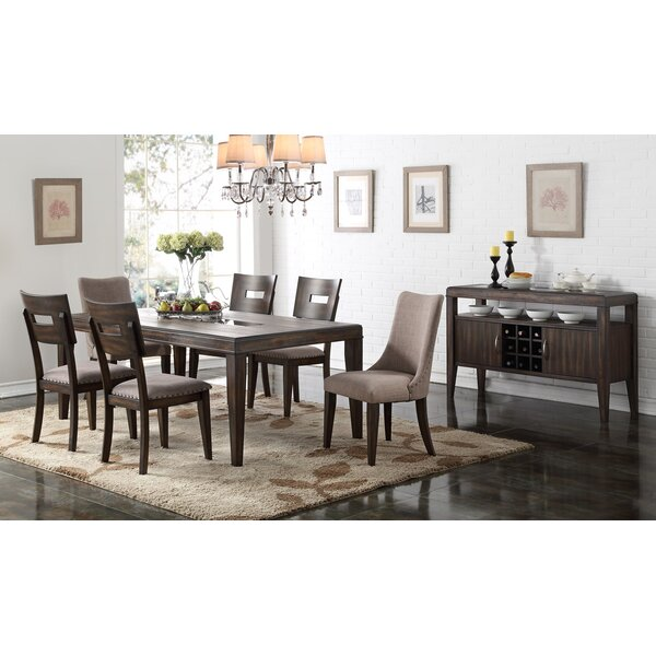 Mccauley Casual Dining Table by Gracie Oaks