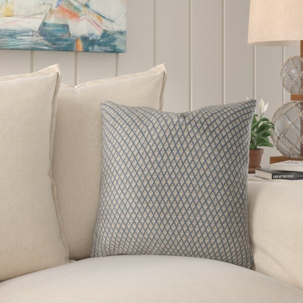 Cavallo Luxury Throw Pillow by Longshore Tides