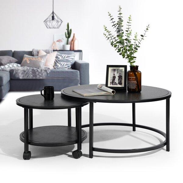 Finola 2 Piece Coffee Table Set By Latitude Run