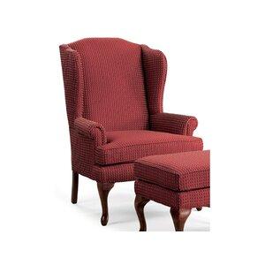 Annie Wingback Chair Sam Moore