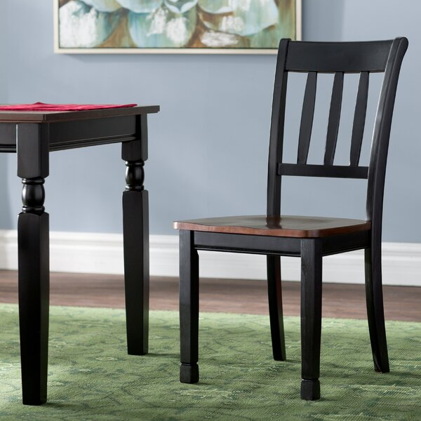 Carrol Dining Chair (Set of 2) by Winston Porter