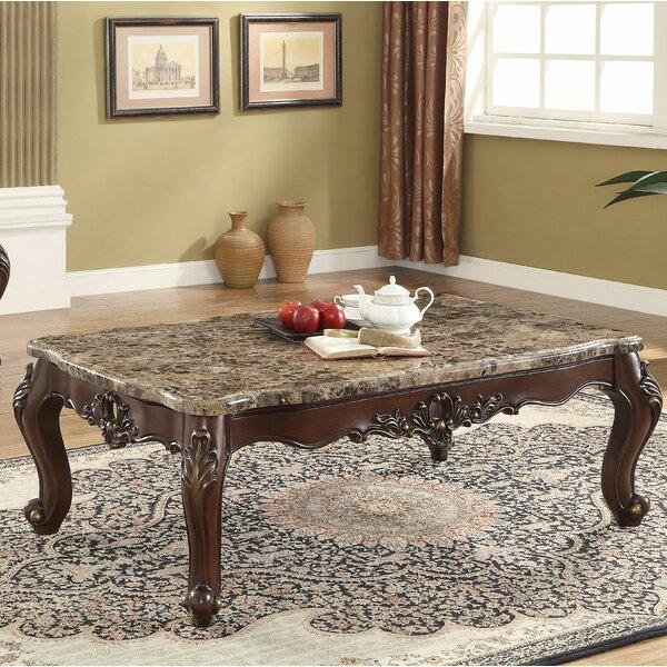Robbins Coffee Table by Fleur De Lis Living