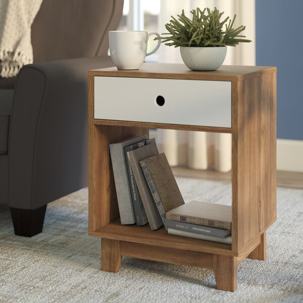 Mcmillin End Table by Mercury Row