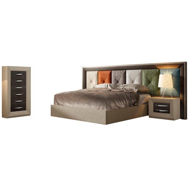 Rone Standard 4 Piece Bedroom Set by Brayden Studio