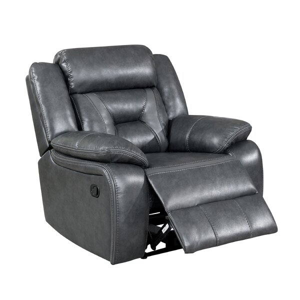Eberle Manual Glider Recliner By Winston Porter