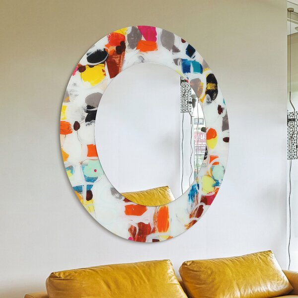 Bickley Accent Mirror by Wrought Studio