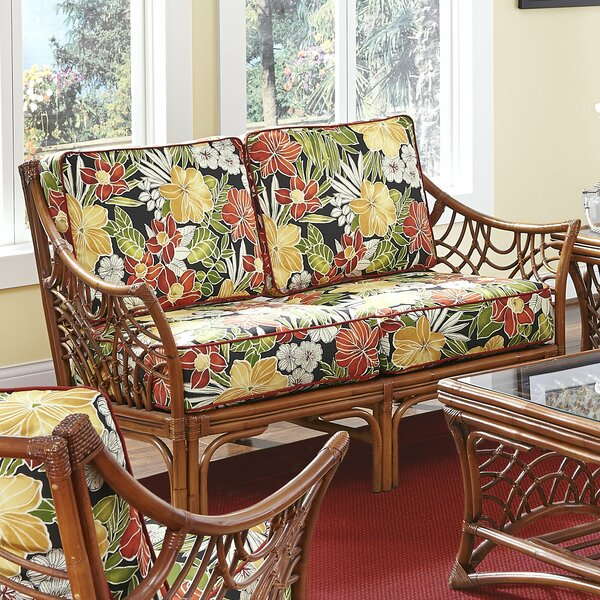 Shop Priceless For The Latest Rainey Loveseat by Bayou Breeze by Bayou Breeze
