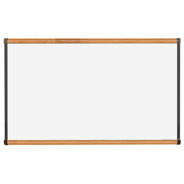 Wall Mounted Whiteboard by CommClad