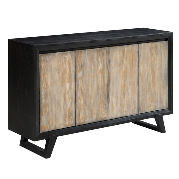 Dawes 4 Door Accent Cabinet by Foundry Select