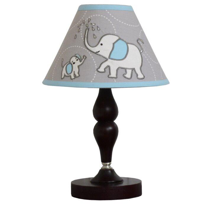 Groth Elephant Baby Nursery 10 Empire Lamp Shade