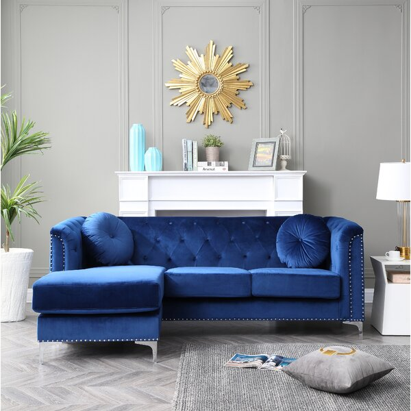 Caire Reversible Sectional By Mercer41