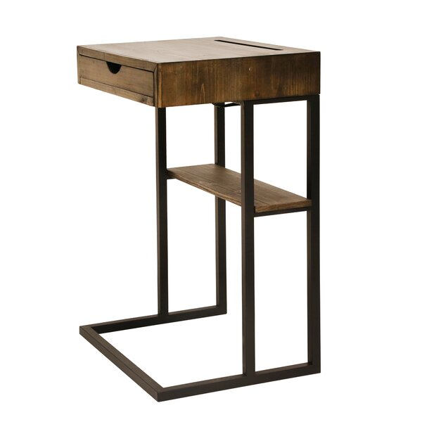 Irving C End Table by Williston Forge