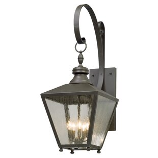 Budget Sybil 5-Light Outdoor Wall Lantern By Darby Home Co