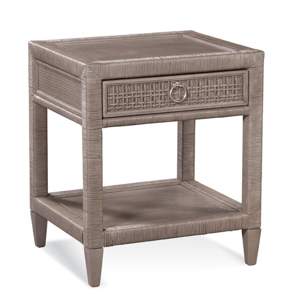 Naples 1 Drawer Nightstand by Braxton Culler
