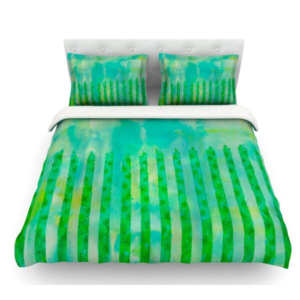 Fancy This by Ebi Emporium Featherweight Duvet Cover by East Urban Home