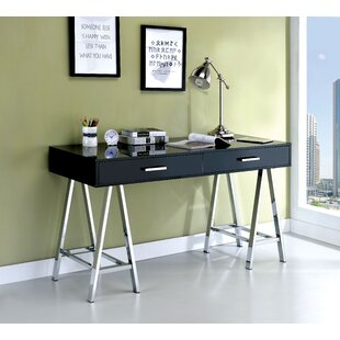 Buy clear Rezendes Writing Desk ByMercury Row