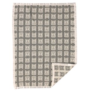 Searching for Muslin Jacquard Owl Blanket By Living Textiles Baby