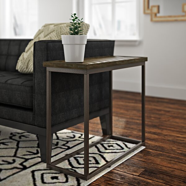 Aguilar End Table by Brayden Studio