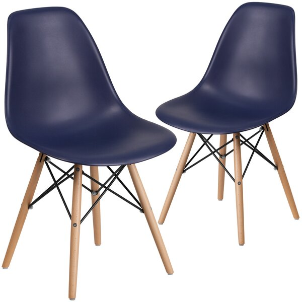 Ressler Guest Chair (Set of 2) by Wrought Studio