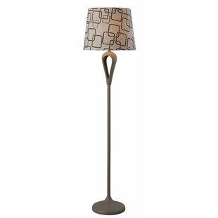 Compare & Buy Eve 59 Floor Lamp By Latitude Run