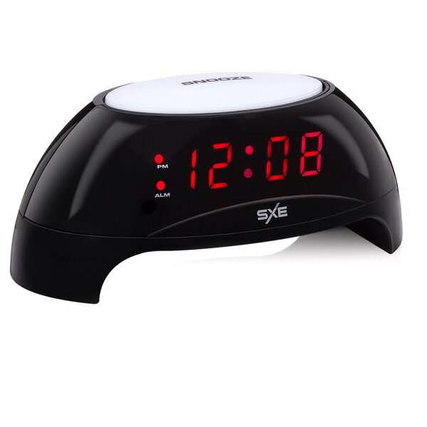 Nightlight Sunrise Simulator Alarm Clock by Zipcode Design