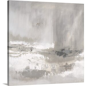 'Between Layers' by Joshua Schicker Painting Print on Canvas by Great Big Canvas