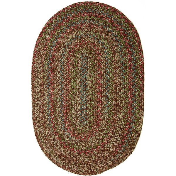 Tartaglia Brown Indoor/Outdoor Area Rug by August Grove