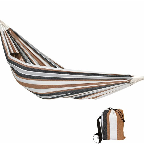 Poirier Jumbo Double Tree Hammock by Bay Isle Home