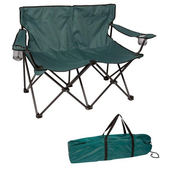 Breland Loveseat Folding Camping Chair by Freeport Park Freeport Park