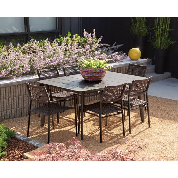 Campagna 7 Piece Dining Set by George Oliver