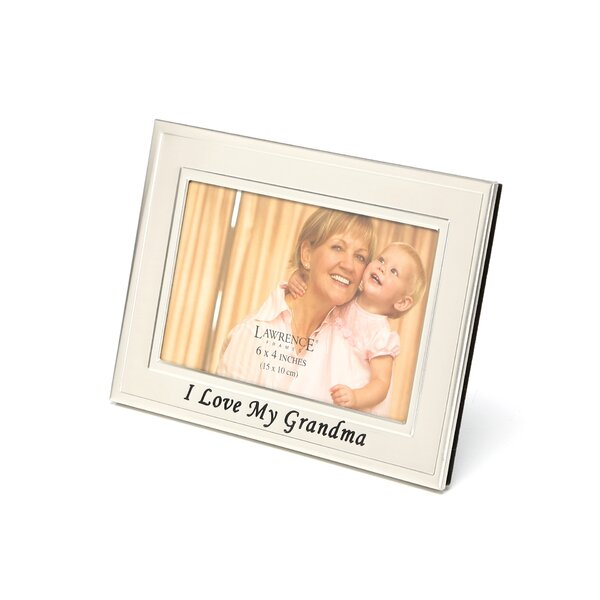 I Love My Grandma Picture Frame by Andover Mills