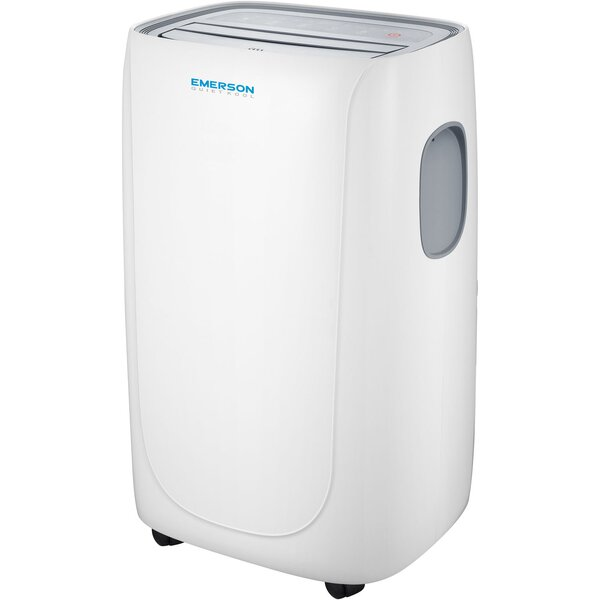 8,000 BTU Portable Air Conditioner with Remote by Emerson Quiet Kool