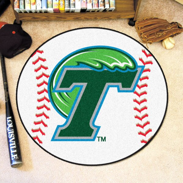 NCAA Tulane University Baseball Mat by FANMATS