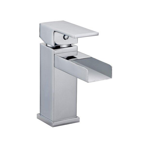 Calm Single Hole Bathroom Faucet by Safavieh