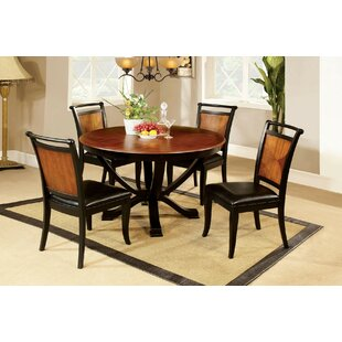 Almazan 5 Piece Dining Set By Bloomsbury Market