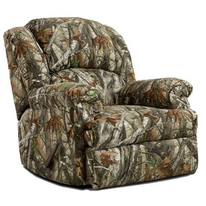 Chelsea Home Furniture Bear Manual Rocker Recliner