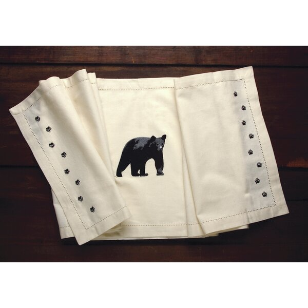 Malachi Bear Table Runner by Loon Peak