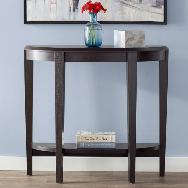 Blakeway Half Moon Console Table by Andover Mills