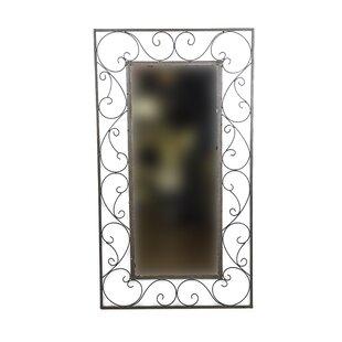 Sagebrook Home Abril Scroll Wall Mirror