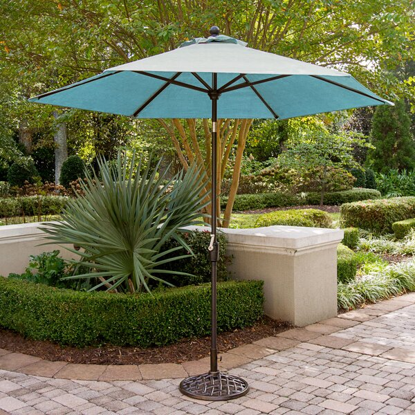 Lauritsen 11 Ft. Market Umbrella by Three Posts
