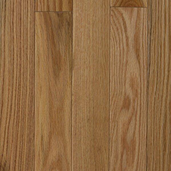 Lake Inari 2-1/4 Solid Oak Hardwood Flooring in Natural by Branton Flooring Collection