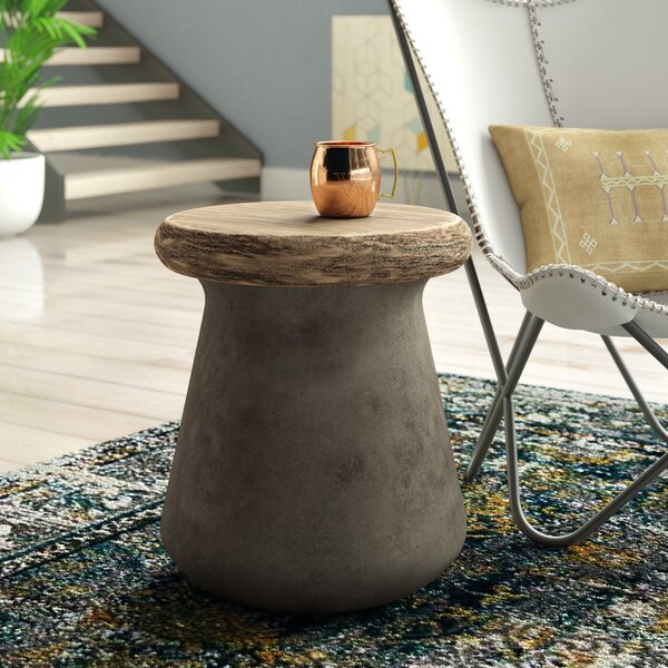 Delwood End Table by Trent Austin Design Trent Austin Design