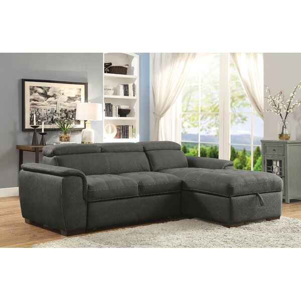 Rossetti Right Hand Facing Sleeper Sectional By Orren Ellis