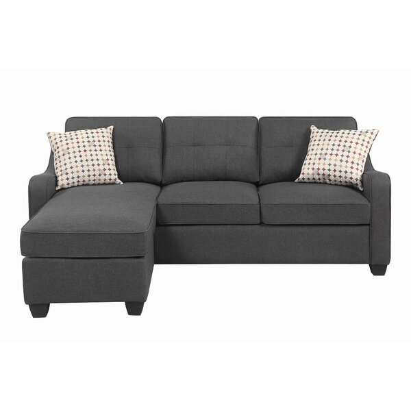 Alanson Reversible Sectional by Wrought Studio