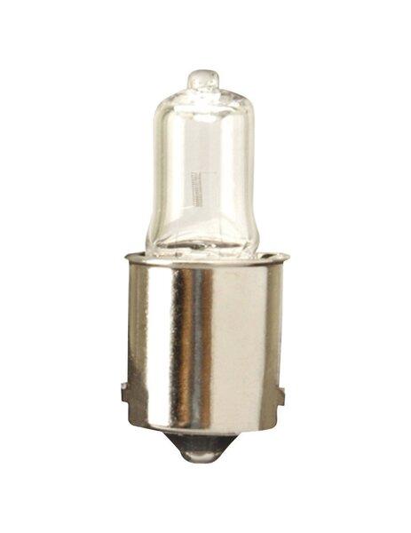 220 W BA22d Halogen Edison Capsule Light Bulb (Set of 2) by Paradise Garden Lighting