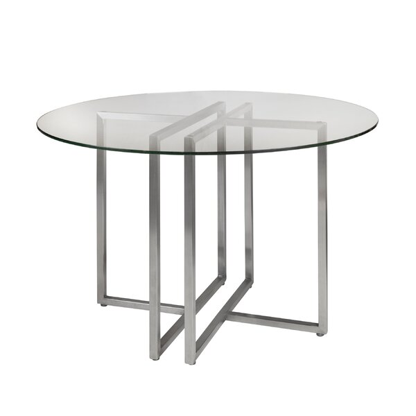 Serna Dining Table by Modern Rustic Interiors